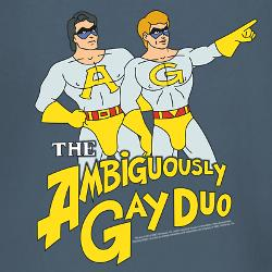 The Ambiguously Gay Duo - Topic - YouTube