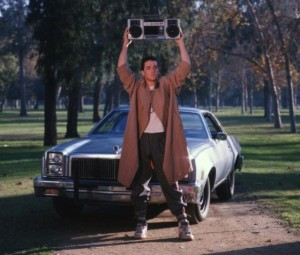 The Lloyd Dobler Effect